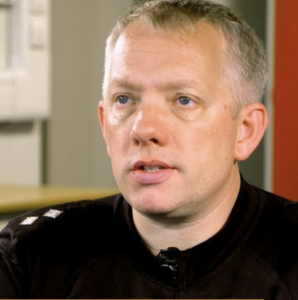 Chief Inspector Marcus Cator photo